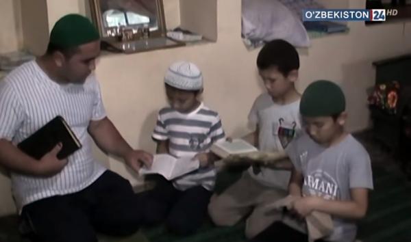 За полгода в Узбекистане обнаружено 116 нелегальных исламских школ, в которых обучали детей с пяти лет (видео)