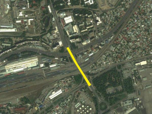 В Ташкенте сегодня частично перекроют дорогу в аэропорт (карта)