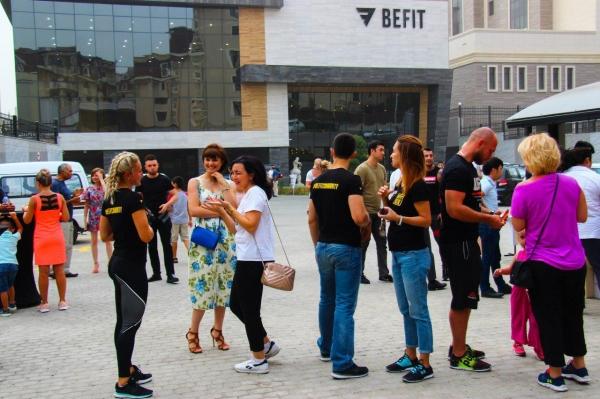 BeFitBox: для влюбленных в спорт