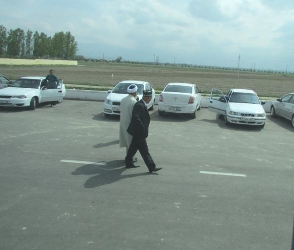 Будет ли порядок в пункте пропуска «Джартепа» в Самаркандской области?