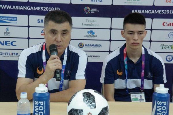 Футболисты Узбекистана открыли Азиатские игры, разгромив Бангладеш