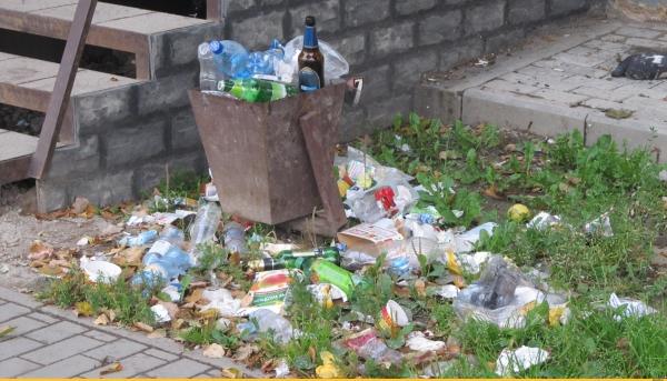Узбекистанцы просят увеличить штрафы за выброшенный на улице мусор
