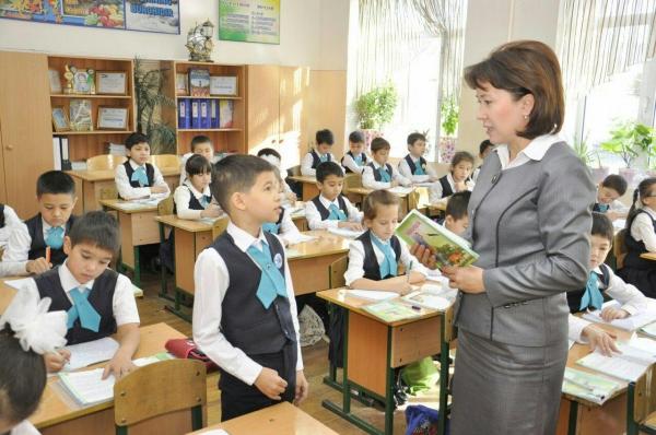 Во всех школах Узбекистана учебный год начнется с 5 сентября