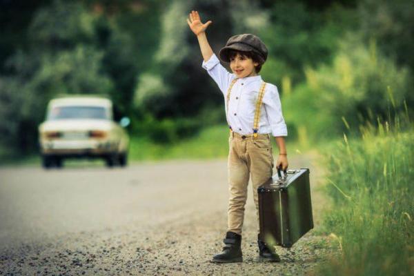 Лидером надо родиться: как 6-летний мальчик из Узбекистана покоряет мировые подиумы