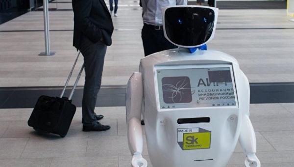 Роботы-полицейские из России могут поступить на службу в Узбекистане