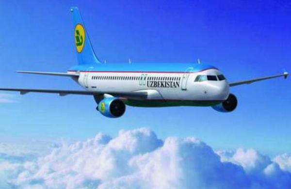 За пассажирами рейса HY 602 Москва-Ташкент вылетел специальный самолет