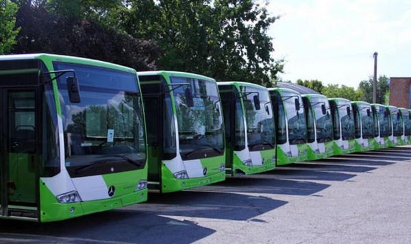 В день Курбан хайита ташкентские автобусы начнут работу раньше, чем обычно