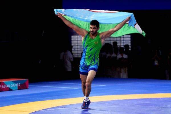 Азиатские игры-2018: узбекистанская сборная за три дня получила 10 медалей
