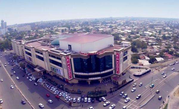 Возле торгового центра «Самарканд Дарвоза» произошла поножовщина