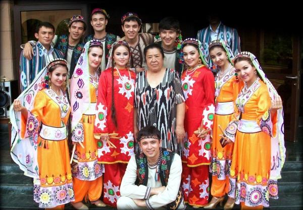 «Узбегим ешлари» - молодое лицо музыкального искусства Узбекистана
