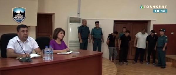 Охранники клуба «Aurum 898» рассказали об убийстве Джамшида Кенжаева (видео)