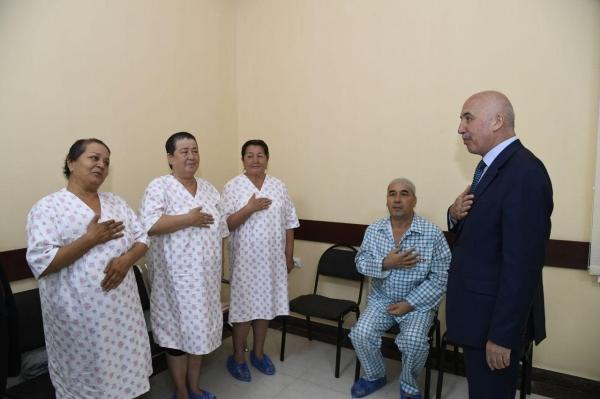 В Узбекистане появилась возможность лечить онкологических пациентов по технологиям передовых клиник мира