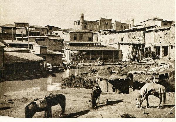 Ташкентская действительность при кокандском владычестве