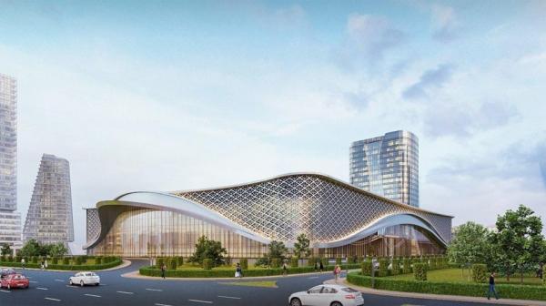 Благодаря 3D-технологиям Tashkent City-2021 появится в триллере «Scorpion» уже этой осенью