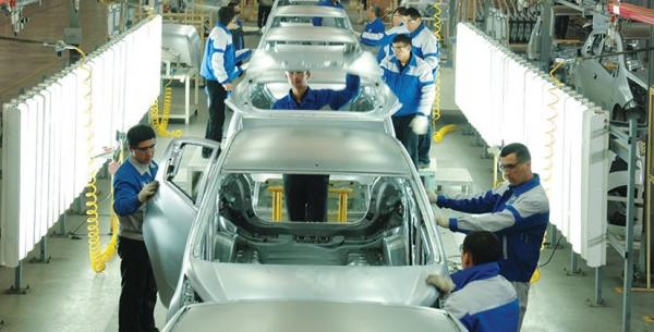 Автопром Узбекистана в 2017 году заработал 130,3 млрд сумов чистой прибыли