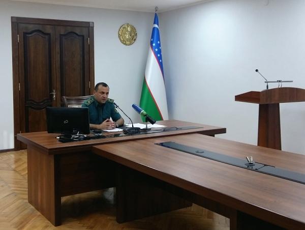 С ташкентской милицией начали работать психологи