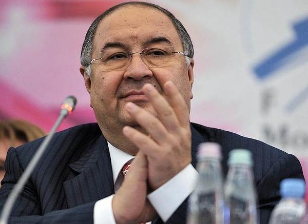 Президент наградил орденом «Эл-юрт ҳурмати» российского предпринимателя Алишера Усманова