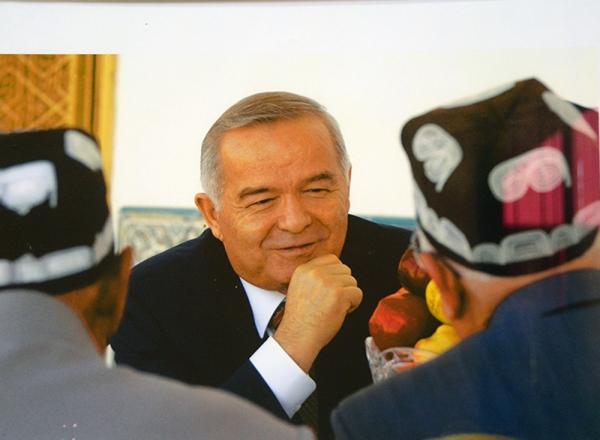 Ислам Каримов в объективе времени