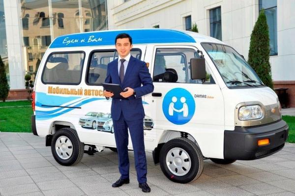 Не забрали контракт - тогда мы едем к вам: GM Uzbekistan запускает очередную акцию