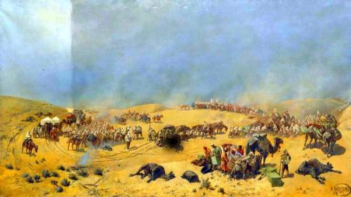 Есть только миг…Необыкновенные приключения американца в Туркестане.Часть 4