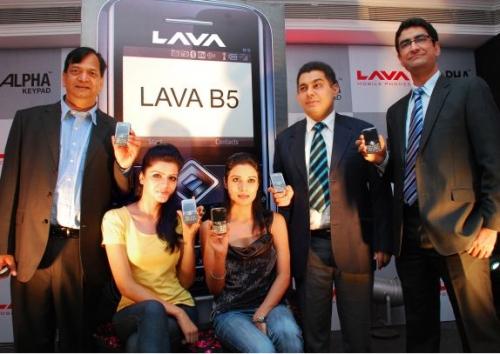Индийская компания Lava откроет в Узбекистане производство сотовых телефонов