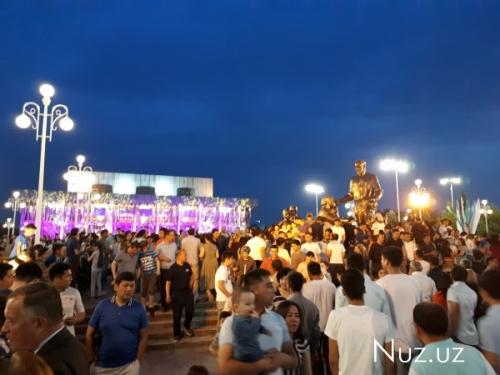 Салют в честь Дня независимости запустят в каждом районе Ташкента