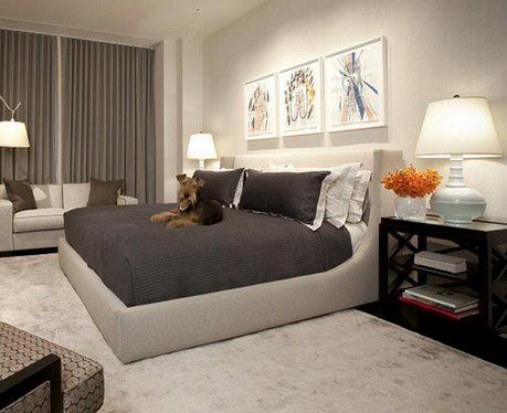 Какого цвета выбрать кровать