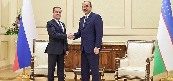 Россия и Узбекистан подписали соглашение о строительстве АЭС