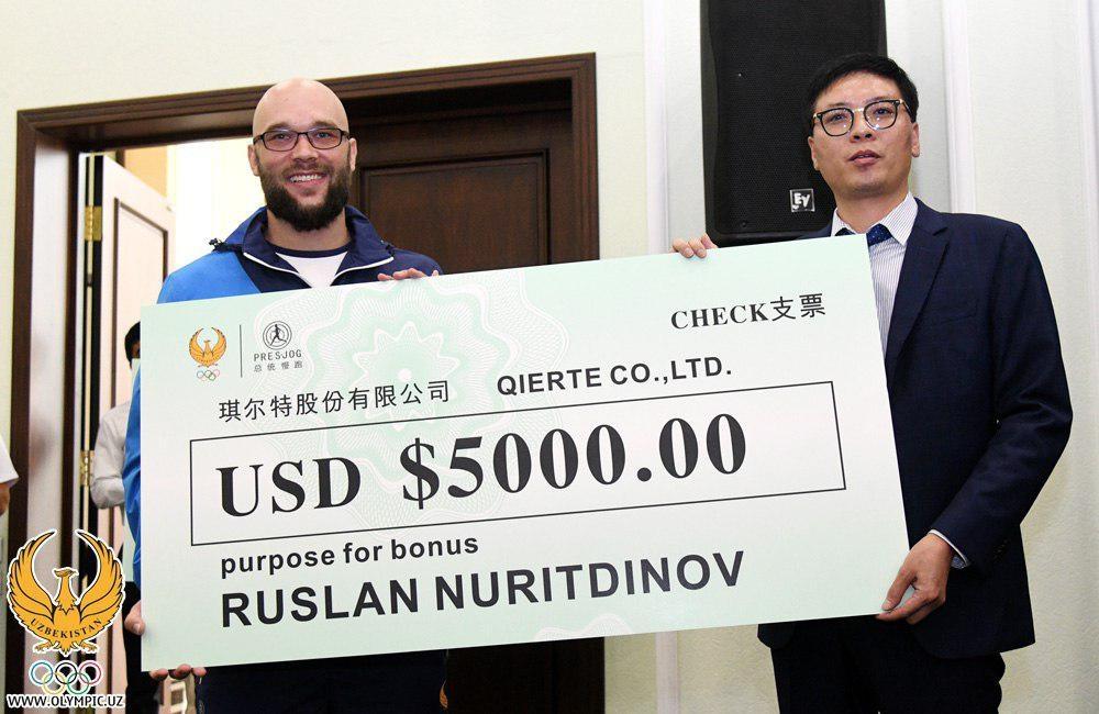 НОК Узбекистана подписал соглашение о сотрудничестве и партнерстве с брендом «Pres-Jog»