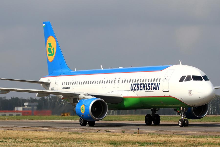 «Узбекистон хаво йуллари» начнет выполнять полеты в Мумбаи