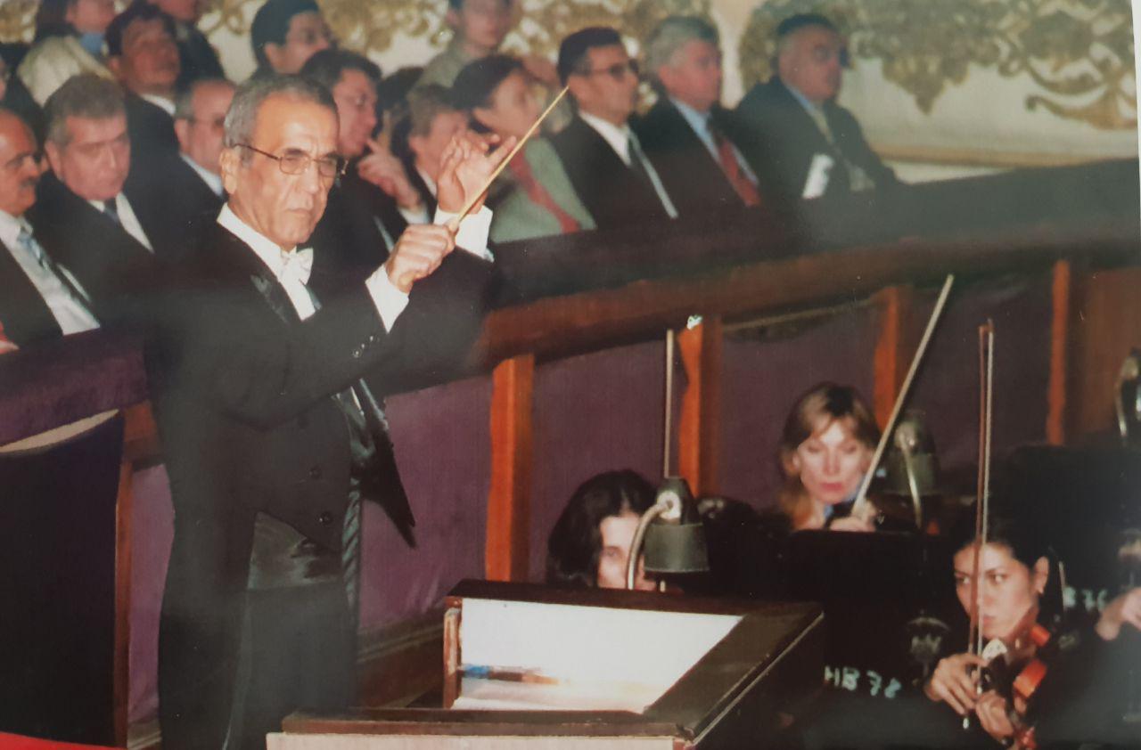 Сулейман Шадманов: «Музыка – любовь всей моей жизни»