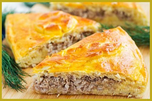Он не низок, не высок, просто Царь: Мясной Пирог!