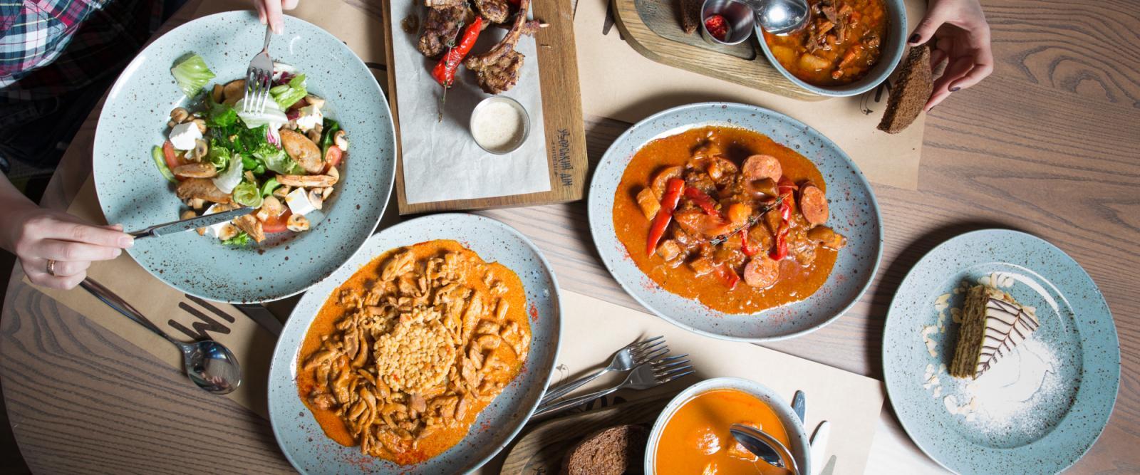 В Ташкенте откроется ресторан венгерской национальной кухни и магазин венгерских товаров