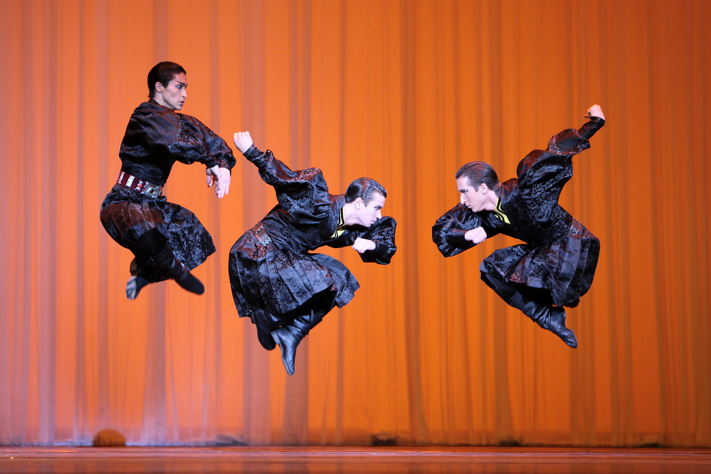 Елена Щербакова: ансамбль имени Игоря Моисеева – уникальное явление в мировой танцевальной культуре