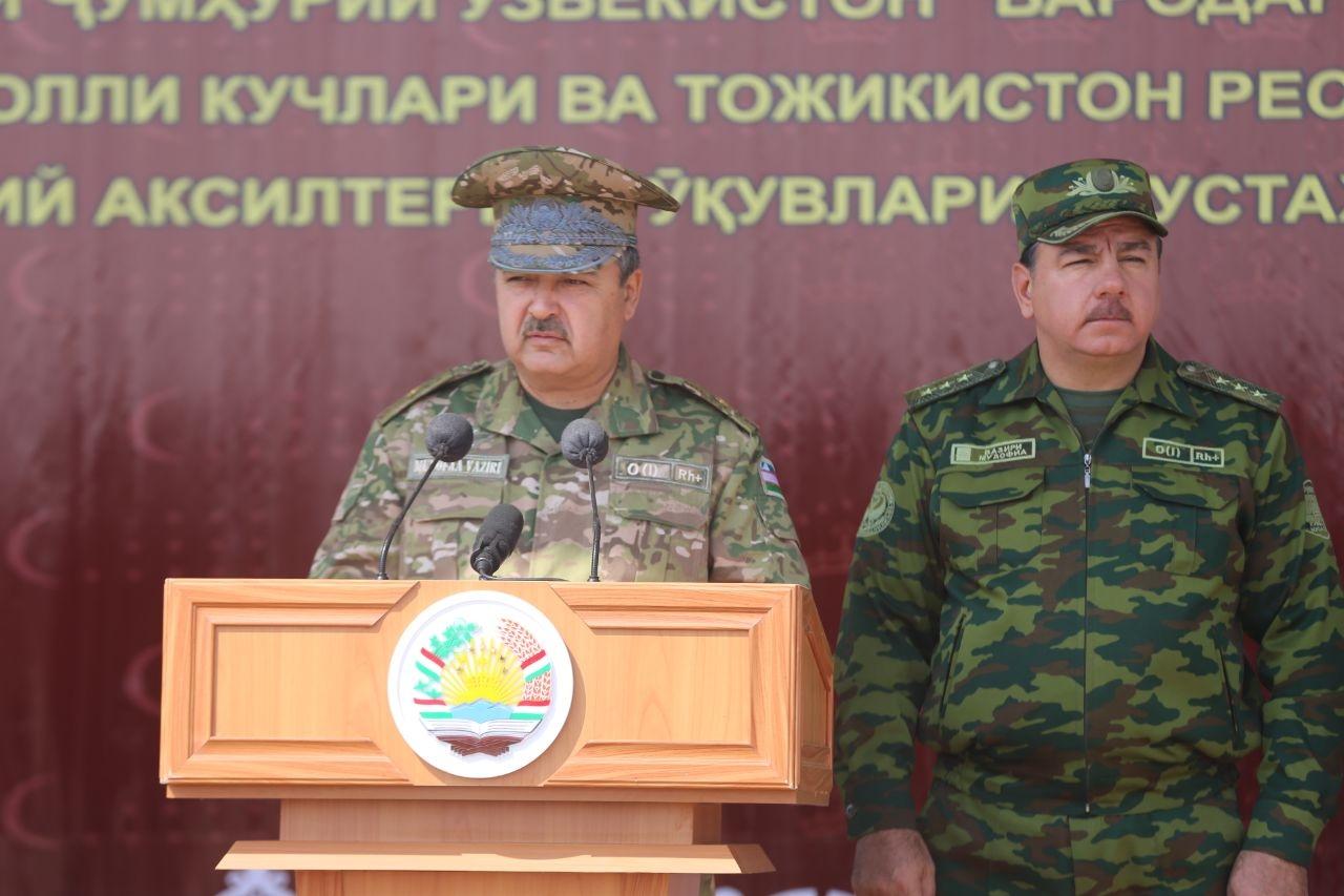 Абдусалом Азизов: проведенные учения в Таджикистане имеют историческую значимость для нас