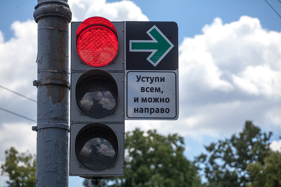 В Ташкенте началась установка новых дорожных знаков (список перекрестков)