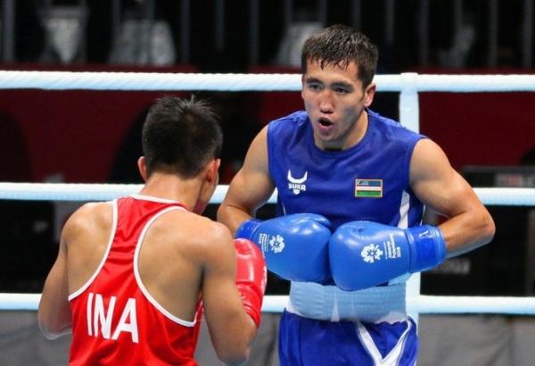 Семеро боксеров Узбекистана завоевали «серебро» и «золото» Азиатских игр (видео)