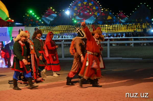 В Кыргызстане открылись III Всемирные игры кочевников