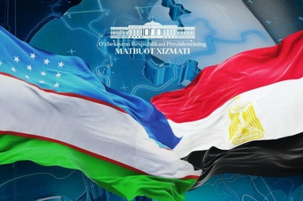 Миср Президенти Ўзбекистонга ташриф буюради