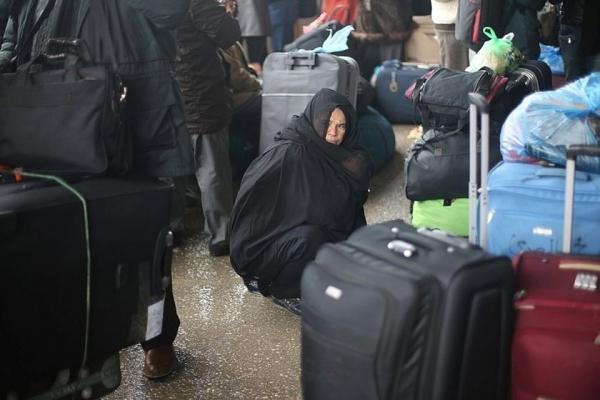 Житель Грузии попытался пронести девушку из Узбекистана в Турцию в ...чемодане