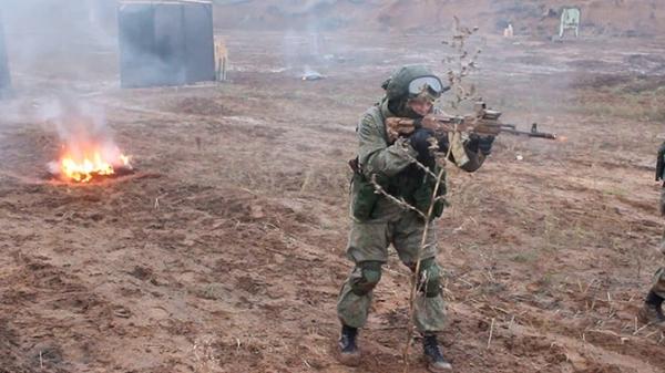 Большой рейд: в ЦВО прошли учения спецназа России и Узбекистана