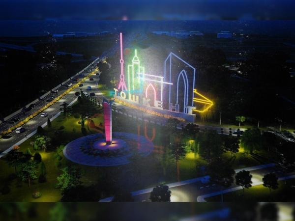 Въезд в Ташкент украсят новые арт-объекты (фото)