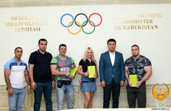 Умид Ахматджанов заявил о вручении бодибилдерам-чемпионам по 5 000 долларов