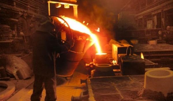 В АО «Узметкомбинат» введен в эксплуатацию цех по производству ферросплавов