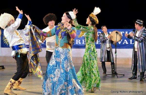 Ансамбль «Маком» получил Гран-при Международного фольклорного фестиваля в Болгарии