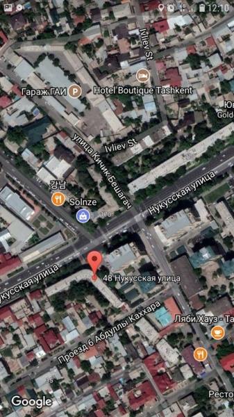 На улице Нукусской в столице состоится массовый забег в честь Дня независимости (карта)