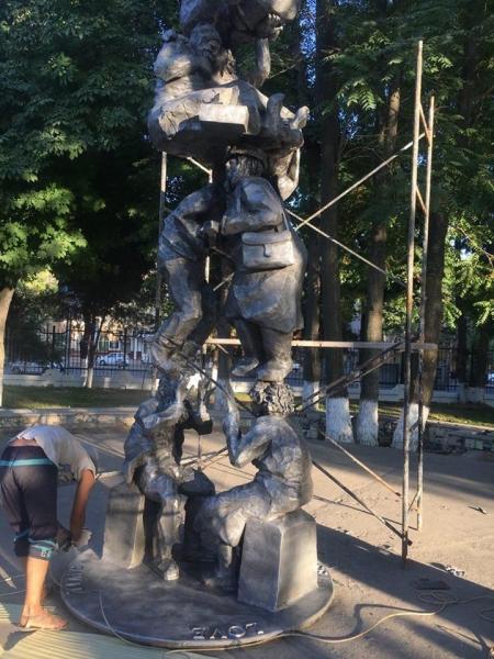 В Ташкенте восстановили парк Сиэттла, заброшенный на несколько лет