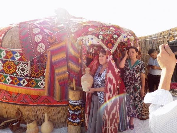 Шахрисабз принимает гостей Первого международного форума макомов