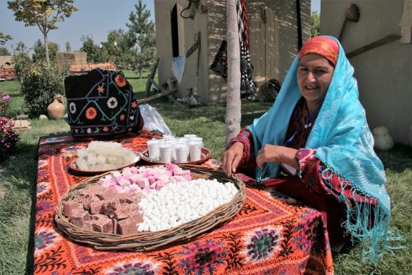 Вкусные впечатления на фестивале макомов в Шахрисабзе