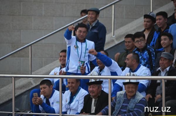 Всемирные игры кочевников: команда Узбекистана по кок-бору обыграла казахстанцев и вышла в финал
